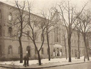 Kapucinus rendház